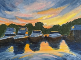 boats-a-glow